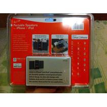 Cornetas Portatiles Para Iphone & Ipod