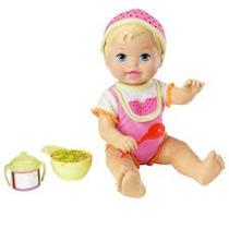 Little Mommy Comida Y Bano