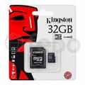 Memoria Micro Sd 32gb Clase 4 Kingston Celular Tablet Camara