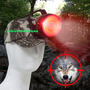 Linterna De Mineria Y Caza 80000lux 10watt Led Superpotente