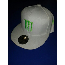 Gorras Oferta Monster, Rockstar, Akolatronic