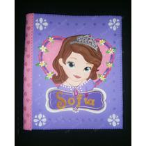 Carpetas Decoradas En Foami Princesa Sofia -niñas - Disney