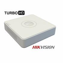 Dvr Hikvision Ds-7104hghi-sh 4 Canales Turbo Hd Tvi H.264
