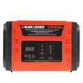 Carregador De Bateria Portátil 12 Volts Bc40 Black + Decker