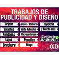Trabajos De Diseño Gráfico Y Publicidad.