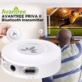 Transmisor De Audio Multipunto Bluetooth Avantree Priva 2