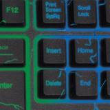 Teclado Gamer Usb Led Micronics Frenetic - Mic K707rx