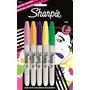 Marcadores Sharpie 80´s Glam Pasteles Pack X5 . Ofidb. Ccs