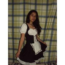 Disfraz Maid Mucama Adulto