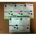 Cable Belkin Original Certificado  Para Iphone 5 O Mas Mayor
