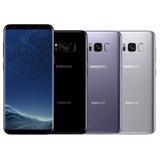 Samsung Galaxy S8 Dual Sim 4g Lte Octa Core Libre De Fábrica