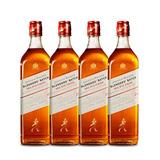 Whisky Blenders Batch Red Rye Finish 4x 750ml Johnnie Walker