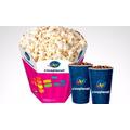 Cineplanet: Combo Gigante (2 Gaseosas + Popcorn Gigante)