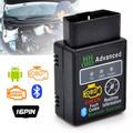Elm327 Advanzed V2.1 All Obd 2 Bluetooth Diagnostico