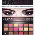 Paleta Sombra Parpado Huda Beauty Textured 18 Tonos Tienda