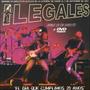 Ilegales 2 Cd + Dvd El Día Que Cumplimos 20 Años - Original