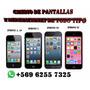 Cambio Pantalla De Iphone 4,4s,5,5c,5s...(leer Descripcion)