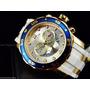 Relojes Invicta Mens Y Women Pro Diver Scuba Gold18kl Origi