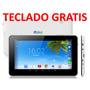 Tablet7 -1024*640hd,android4.4-16gb,camara2mp+teclado Gratis
