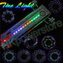 Luz Multicolor De Led Para Rueda De Moto Bici Novedad 32led