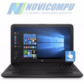 Laptop Hp 15-ay191 I3-7100 1tb 8gb 15.6 Touch Dvd-rw Win10