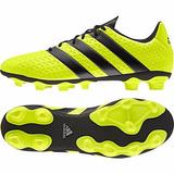 Guayos Ace 16.4 Solar Yellow Adidas + Cupón Regalo