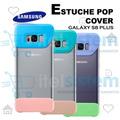 Estuche Samsung Galaxy S8 Plus Pop Cover Original Itelsistem