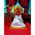 Saint Seiya Grand Pope Con Trono