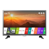 Smart Tv Led Lg 32 Lj600b Hd Webos 3.5 Ips Hdmi Usb