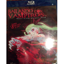Bailando Con Vampiros Blu Ray