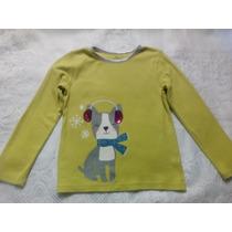 Linda Camisa Carters Para Niña Talla 6