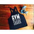 Poleras Musculosas Gym Shark & Golds Gym Talla Xl
