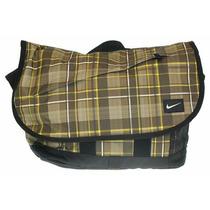 Bolso Cruzado Nike Cordura Para Laptop Ref. Ba3180