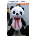Peluche Gigante Oso Panda 1.10 Metro