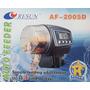 Alimentador Automático Resun Af-2005d Acuario Y Estanques