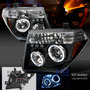 Faros Angel Eyes Nissan Navara Pathfinder