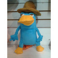 Peluche Agente P De Phineas Y Ferb, 41cm