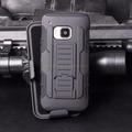 Case Htc One M9 / M8 Funda Gancho Holster Armor + Parante