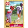 Barajita David Concepción Shortstop Reds Topps 1987 # 731