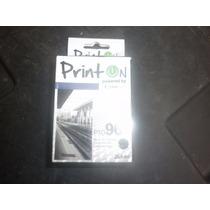 Cartucho 96 Printon Negro Compatibles Con Hp