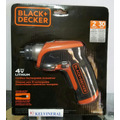 Destornillador Black+decker Bdcs30c