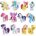 Set De 10 Ponys De Coleccion!!!