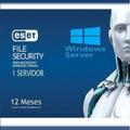 Eset Nod32 File Security Server 4 ® | 2003 2008 2012 | 1 Año