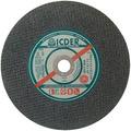 Disco Corte Piso Refratário Crs14 Icder, 4.1 - 02