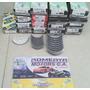 Conchas Bancada Biela Y Axiales Corolla Sensasion 1.6 Y 1.8