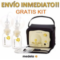 Extractor Leche Materna Electrico Medela Doble Style Advance