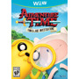 Juego Hora De Aventura Nintendo Wii U Original Nuevo