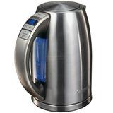 Hervidor Digital 1.7 Litros Silver Cpk17e - Cuisinart