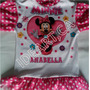 Franelas Sublimadas Peppa Sofia Frozen Minnie Princesas 2-8