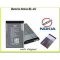 Pila Nokia Bateria Bl-4c Original Bl4c 1200 1662 2652 6102